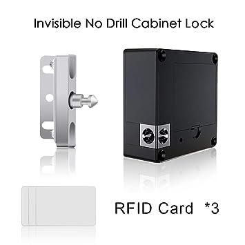 Amazon.com: ALLWIN INC - Cerradura electrónica para armario ...
