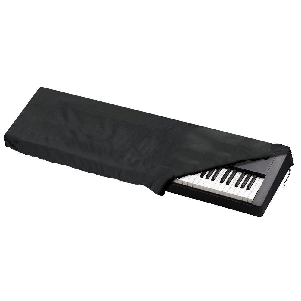 JTDEAL Cubierta para el Teclado de Piano Libre de Polvos Longitud de