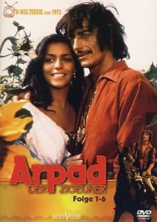 Arpad Der Zigeuner Komplettbox Alle 2 Staffeln 4 Dvds