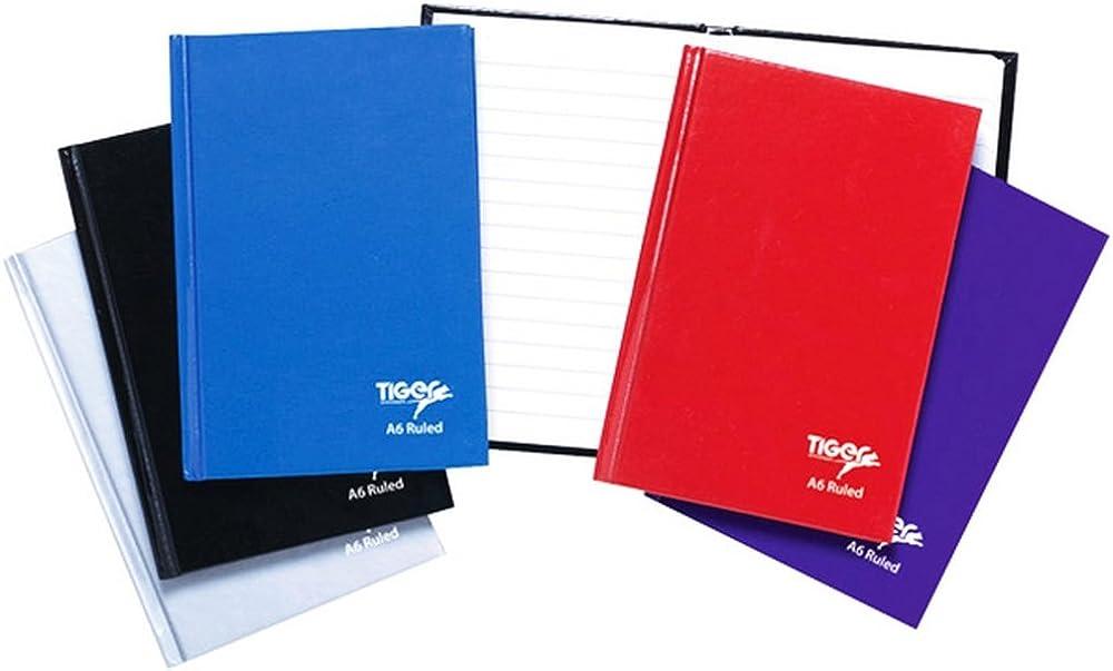Quaderno con copertina rigida Tiger Stationery
