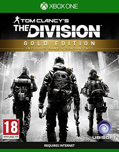 Tom Clancys The Division - Gold Edition (Exclusive to Amazon.co ...