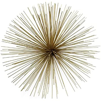 Torre & Tagus 900268 Spike Wall Pod, Large, Gold