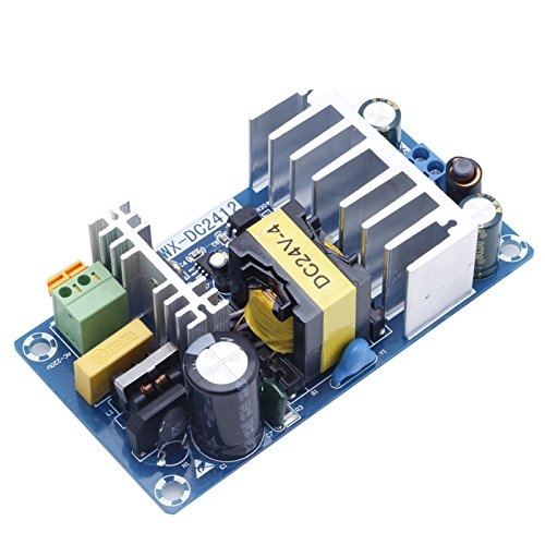 Abicial 6A AC-DC Power Supply Module Switching Power Supply Board AC 110v 220v to DC ()