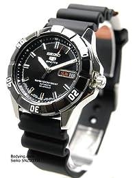 Seiko Black 5 Sports Automatic Dive Watch (Japan Model) SNZD17J1
