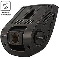 Rexing V1N Enhanced Night Vision Car Dash Cam FHD 1080p 170° Wide Angle Dashboard Camera Recorder with Sony Exmor CMOS Sensor, f2.0 lens, G-Sensor, WDR, Loop Recording