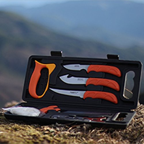 Outdoor Edge WildPak, WP-2, Field Butchering Kit for Big Game Hunting (8 Pieces) by Outdoor Edge (Image #5)