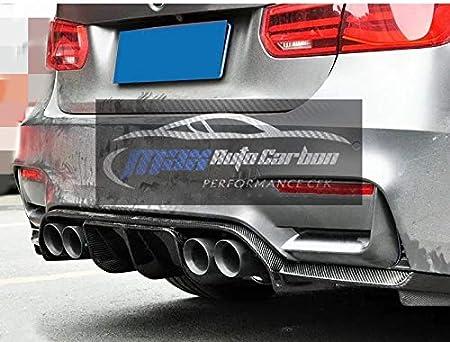 Carbon Gfk Diffusor 3 Teillig Performance Bumper Passend Für M4 F82 F83 Auto