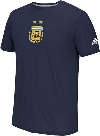 adidas Camiseta para hombre Argentina Team Crest, Asociación ...