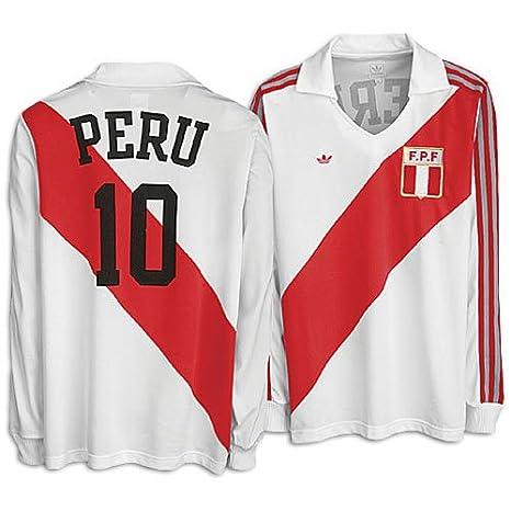 7e3bc8b55 Adidas Men s Peru Long-Sleeve Jersey (sz. XXXL