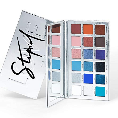 HAUS LABORATORIES By Lady Gaga: STUPID LOVE EYESHADOW PALETTE, Limited Edition 18-Shade Palette | Eye Makeup with…