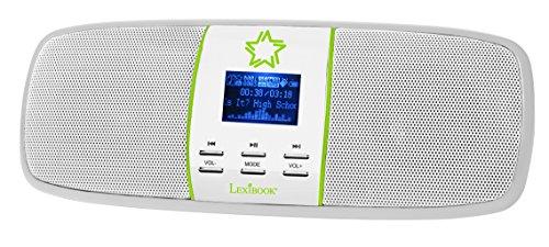 Lexibook MP3 Boombox Music Set