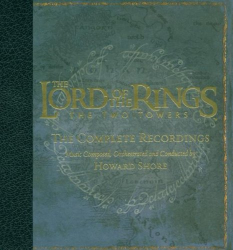 The Lord Of The Rings: The Two Towers (The Complete (Two Towers Cd)
