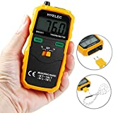 HYELEC MS6501 LCD Digital Instant-Read Thermometer Temperature Meter with Type K Thermocouple Sensor Probe by HYELEC