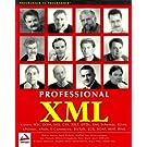 PRO XML, (Programmer to Programmer)
