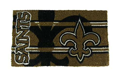 Saints Welcome Mats New Orleans Saints Welcome Mat