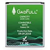 Best Samsung Galaxy S4 Batteries - GadFull Battery Compatible with Samsung Galaxy S4 | Review