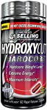HYDROXYCUT Hardcore Weight Loss Capsules 60 ea (Pack of 2) Review