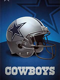 Diamond Art By Leisure Arts 51235 DMA51235 DAK NFL Team Dallas Cowboys