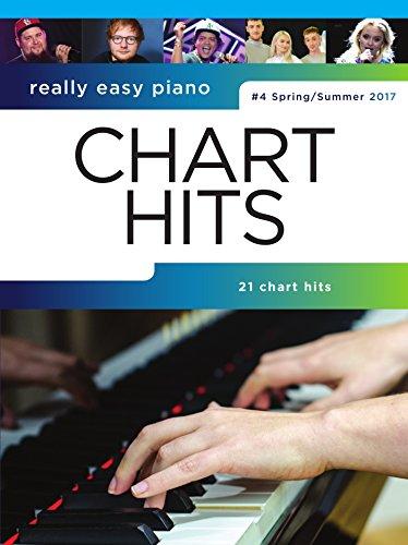 Really Easy Piano Chart Hits (Spring/Summer 2017)