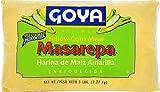 Goya Foods Yellow Corn Meal (Masarepa), 5-Pound