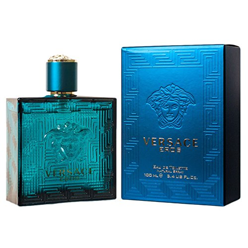 Vêrsace Eros Eau De Toilette Spray for Men 3.4 fl.oz./100 ()