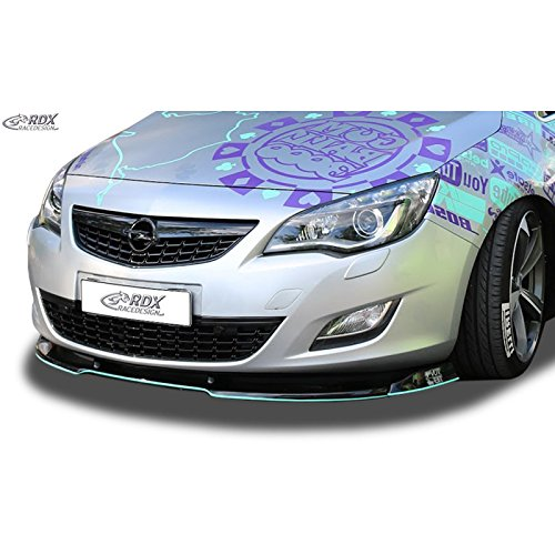 Spoiler avant Vario-X Opel Astra J 2009-2012 (PU) RDX Racedesign RDFAVX30677