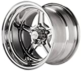 Billet Specialties Street Lite Polished - 15 x 10 Inch Wheel