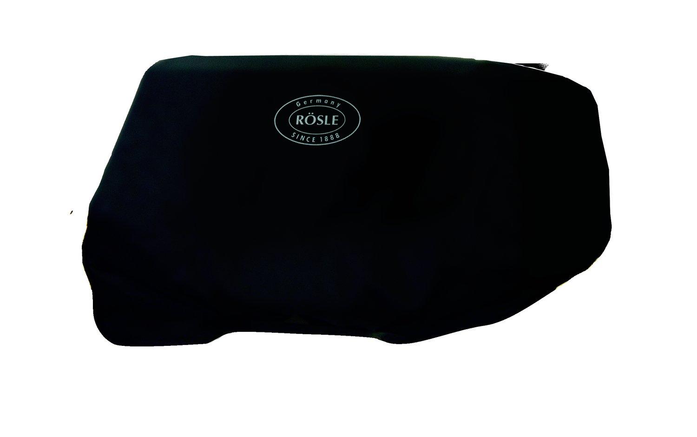Rösle Gasgrill Vision G4 : Rösle abdeckhaube vision g schwarz amazon garten