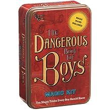 Dangerous Book for Boys - Magic Kit by University Games