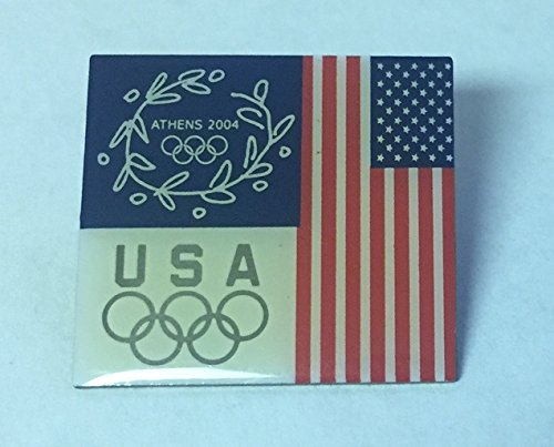 2004 USA Olympic Athens Pin -