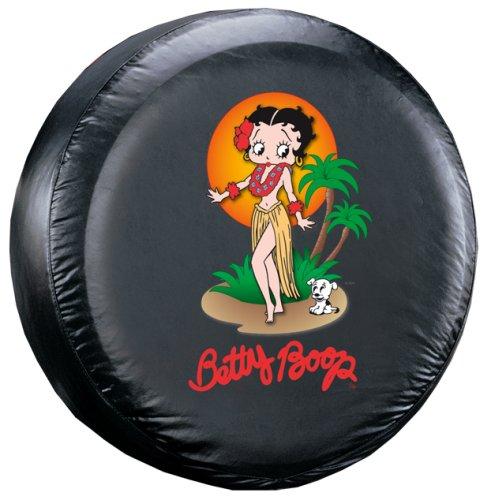 (Plasticolor Betty Boop Aloha Spare Tire Cover)