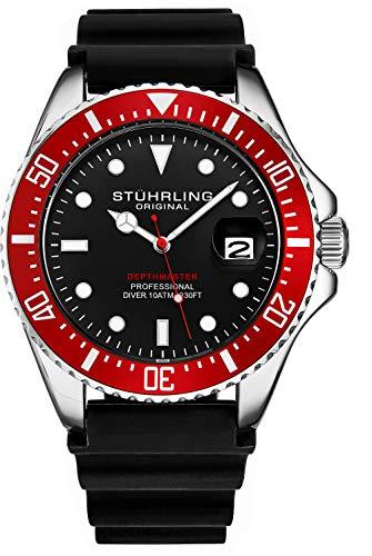 Stuhrling Men's Pro Diver Watch review