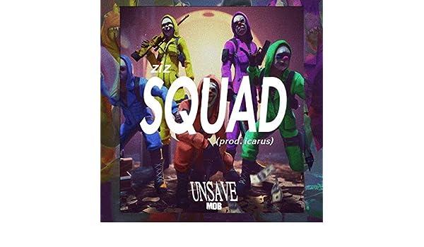 Squad by ZIZ on Amazon Music - Amazon.com