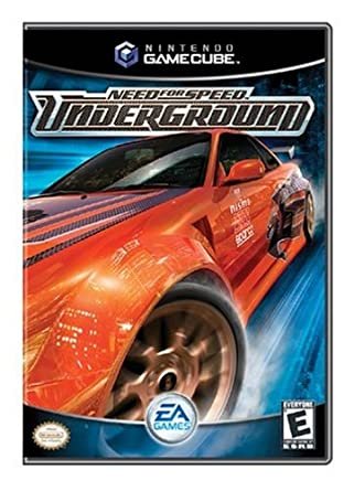 Amazon Com Need For Speed Underground Artist Not Provided Video Games
