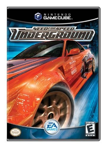 Need for Speed: Underground (Gamecube Need For Speed Games)