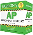 Barron's AP European History Flash Cards