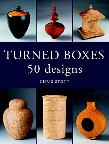 Turned Boxes: 50 Designs -