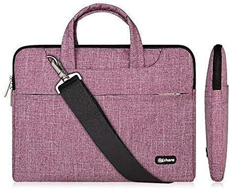 Laptop Bag Fabric Laptop Case Portable Sleeve Briefcase
