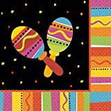 Fiesta Fun Lunch Napkins, 16ct