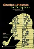 Sherlock Holmes in Babylon and Other Tales of Mathematical History, Marlow Anderson, Victor Katz, Robin Wilson, 0883855461