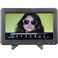 GeeekPi 10.1 Inch LCD Display Monitor 1366x768 Screen + Remote Control for Raspberry Pi