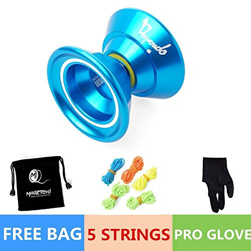 MAGICYOYO N5 Yo-yo ball Yo Yo Toy with 5 Strings, Glove and
