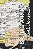 Bulgaria Travel Journal (Map-themed Travel Diaries)