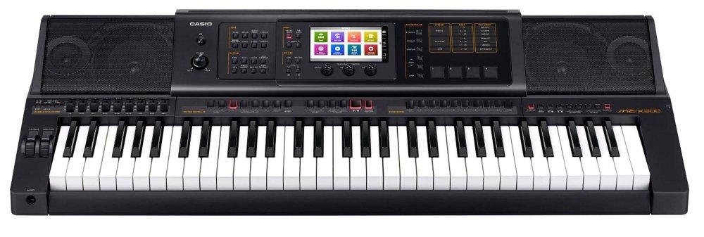 Casio MZ-X300 Music Arranger Black by Casio