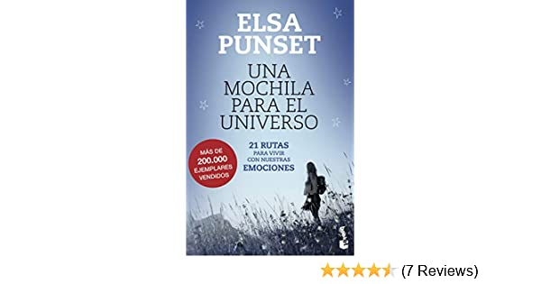 Una mochila para el universo (Spanish Edition): Elsa Punset: 9788423346721: Amazon.com: Books
