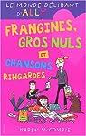 Le Monde Délirant d'Ally, tome 6 : Frangins, gros nuls et chanson ringarde par McCombie