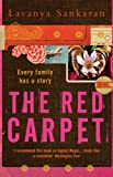 The Red Carpet by Lavanya Sankaran front cover