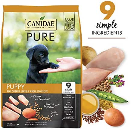 Dog Food: CANIDAE Pure Foundations
