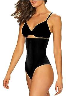 f39e0de95 SAYFUT 328 Women Waist Cincher Girdle Tummy Slimmer Sexy Thong Panty  Shapewear
