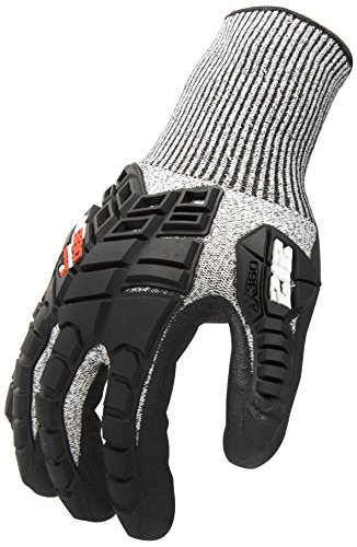 212 Performance Gloves AXIMPC5-06-011 AX360 Impact Cut Resistant Gloves (EN Level 5, ANSI A3), X-Large by 212 Performance Gloves